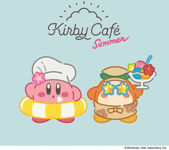¡Abre la boca como Kirby para devorar estos nuevos platos del Summer Kirby Café!