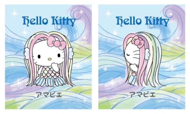 curiosidades japon  La nueva colaboración de Hello Kitty hace cosplay contra la enfermedad
