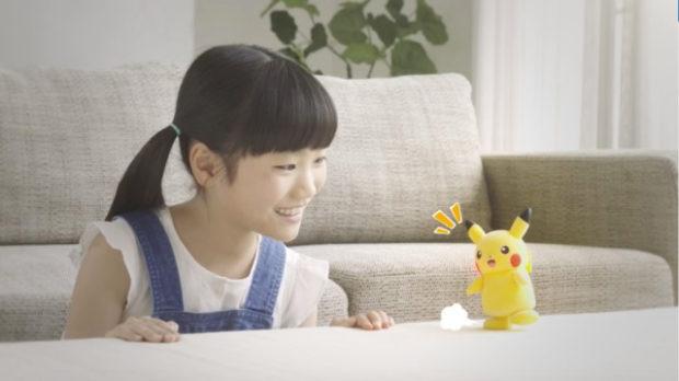 curiosidades japon  ¡Pikachu Outbreak Plush Robot!