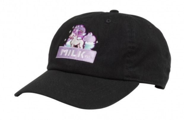 actualidad curiosidades japon  Pokémon X Milkfed collab para una colección de Ponyta
