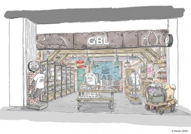 curiosidades japon  Tablas de Skateboard de Ghibli