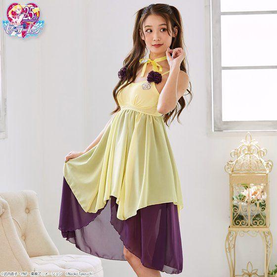 curiosidades japon  Nueva lencería y camisones de Luna y Black Lady de Sailor Moon