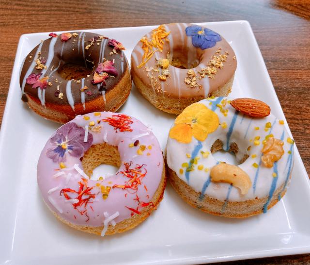 ¿Los mejores donuts de Tokyo? En gumu gumu son espectaculares