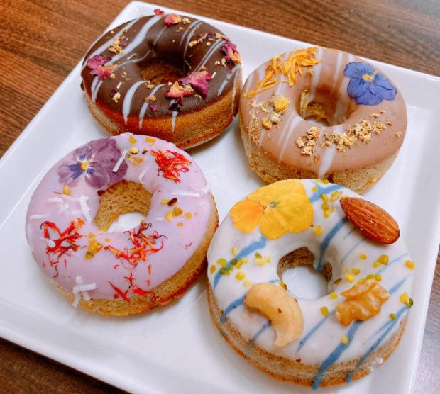 comida curiosidades japon  ¿Los mejores donuts de Tokyo? En gumu gumu son espectaculares
