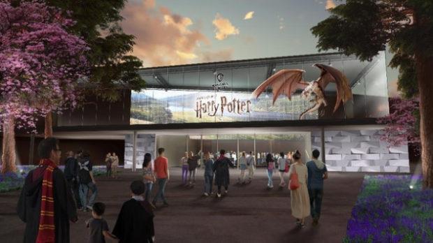 japon  Un museo permanente de Harry Potter abrirá en Tokyo!