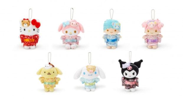 curiosidades japon  Sanrio lanza una nueva línea de peluches festiva inspirada en los Matsuri