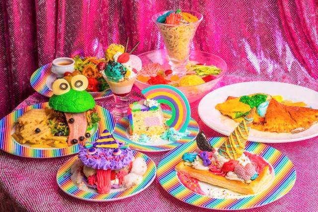 Nuevo Menú de verano del Harajuku Kawaii Monster Cafe