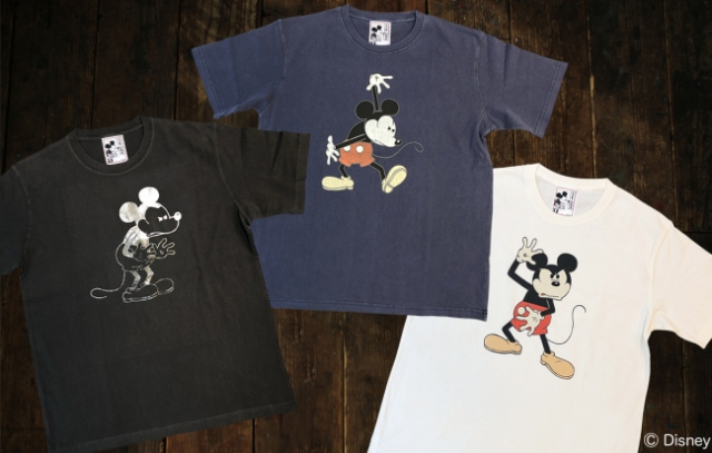 Mickey se rediseña en Japón con estilo Kabuki en una nueva línea de accesorios