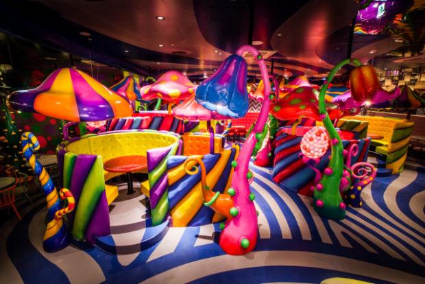 comida curiosidades japon  Nuevo Menú de verano del Harajuku Kawaii Monster Cafe
