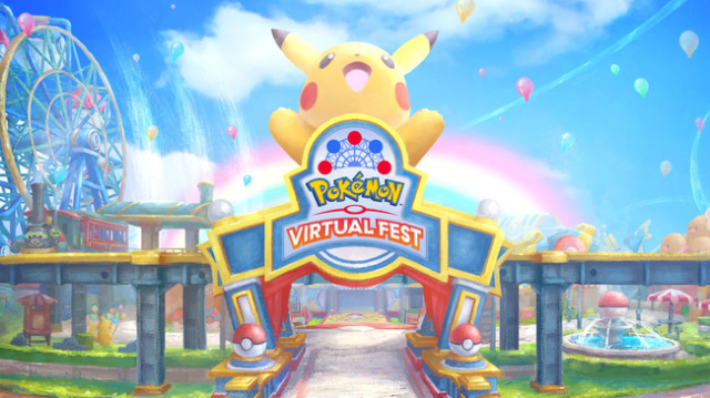 El Pokémon Theme Park abre un espacio virtual