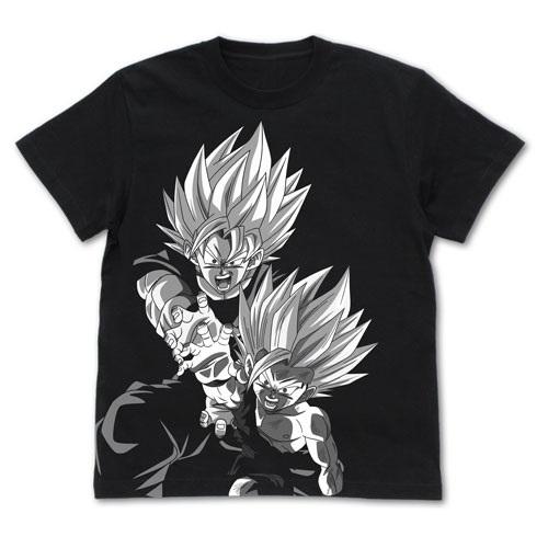 actualidad curiosidades japon japonshop  4 nuevas camisetas de Dragon Ball, KAMEHAMEEEEEeeeeeee... HA!
