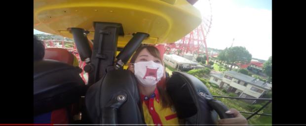 curiosidades japon  Llegan las mascarillas con expresiones para los parques temáticos