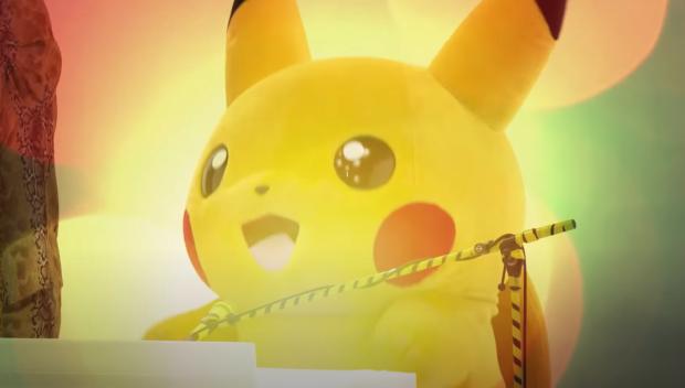 actualidad curiosidades japon  ¡Pika to Pico la nueva canción de Pikotaro y Pikachu ya está aquí!