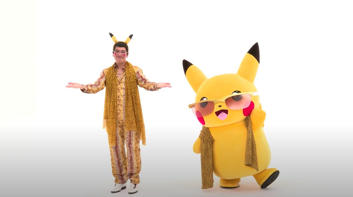 ¡Pika to Pico la nueva canción de Pikotaro y Pikachu ya está aquí!
