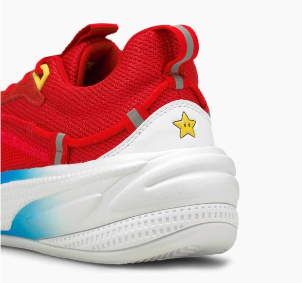curiosidades japon  ¡Puma lanza unas nuevas zapatillas de Super Mario para alcanzar las estrellas!