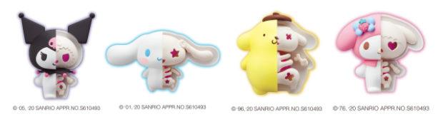 actualidad curiosidades japon  ¡Las mascotas más conocidas de Sanrio nos lo enseñan todo!