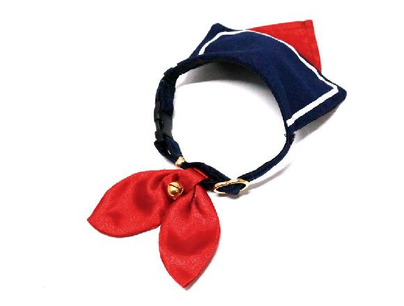 curiosidades japon  Accesorios bonicos para nekos, collar escolar