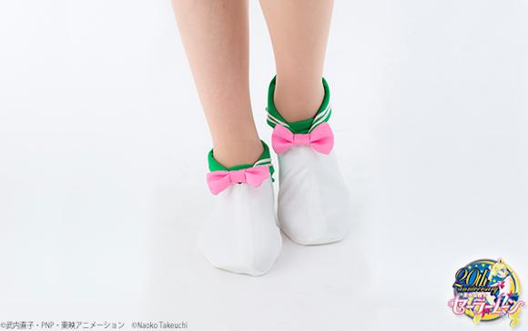 curiosidades japon  ¡Los calcetines de Sailor Moon que llevarán tus pies al manga!