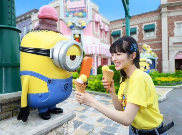 actualidad curiosidades japon  Abre el bar restaurante de Super Mario World en Universal Studios Japan
