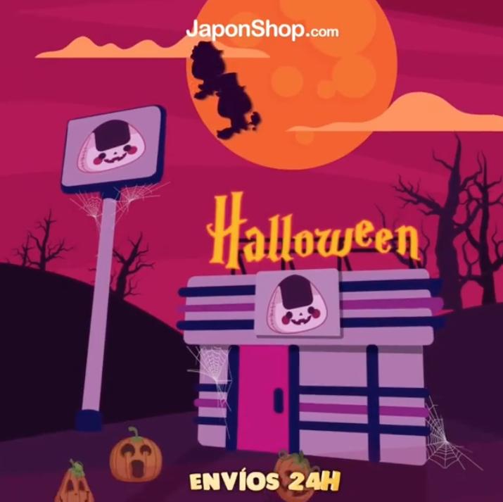 Novedades para Halloween en Japonshop!