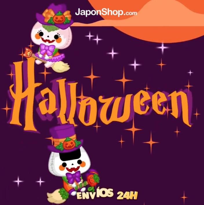 ¡Camino a Halloween con Japonshop!