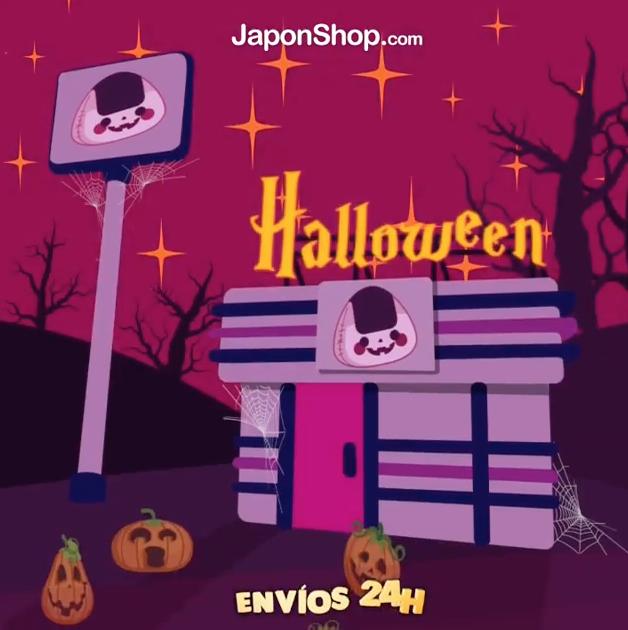 ¡Más Halloween que nunca en Japonshop!
