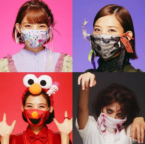 ¡Universal Studios Japan lanza un concurso de cosplay con mascarilla!