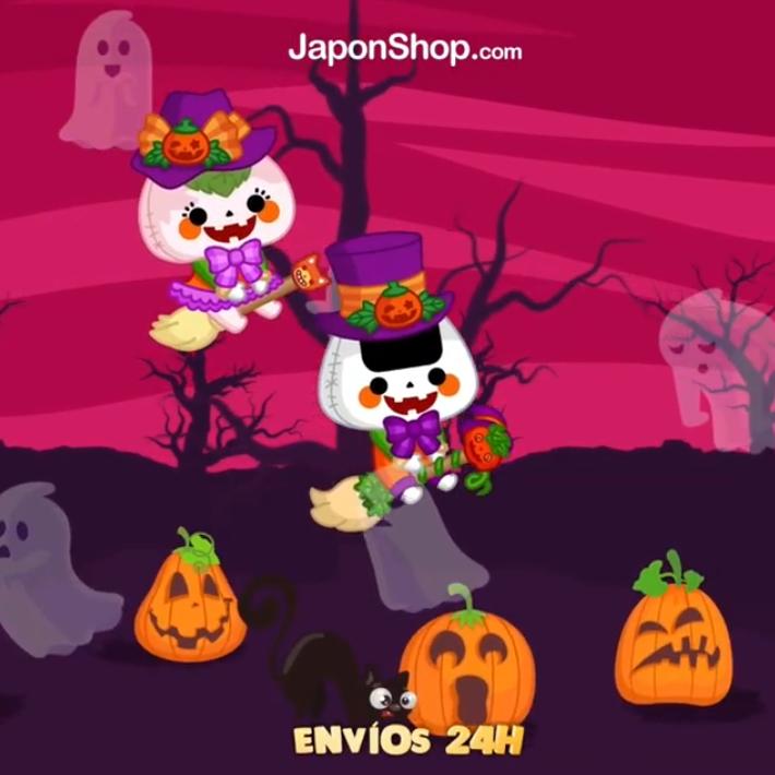 ¡Tu pedido para este Halloween en Japonshop!