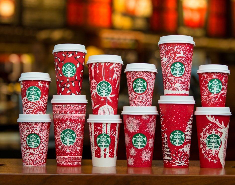 actualidad curiosidades japon  Colección de Navidad Starbucks Japan 2020