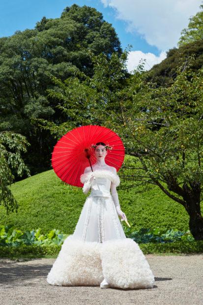 curiosidades japon  Tomo Koizumi colección de vestidos de novia muy originales