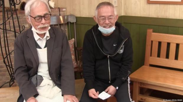 actualidad japon  Hayao Miyazaki reaparece para mostrarnos el nuevo Cafe del Ghibli Museum!