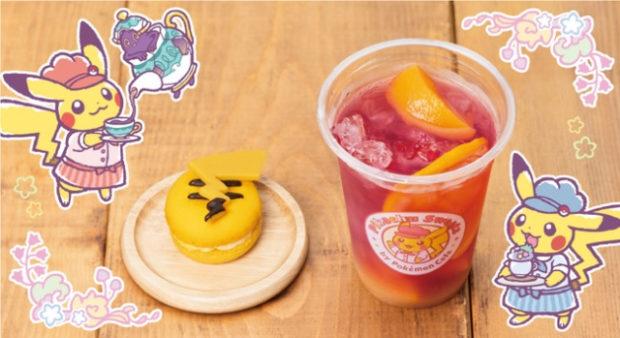 actualidad comida curiosidades japon  Nuevos dulces deliciosos de Pikachu en la Pokémon Sweets Shop