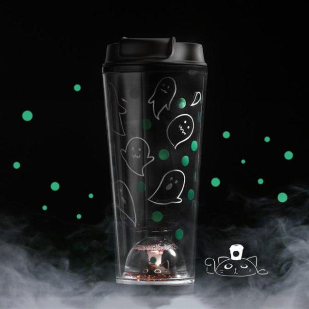 curiosidades japon  Starbucks desvela la colección de accesorios Halloween 2020
